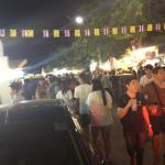 chatuchak market on friday night