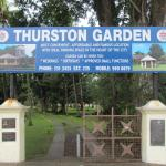 museum is located in far end of the Thorston Garden