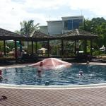 Kids pool with daily kids activities by the resort kids club