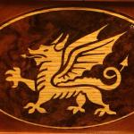 Detail in the lift. Very Welsh.