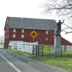 barn on battlefield