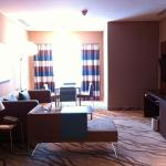 Lounge in Executive Suite