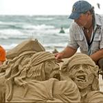 South Padre Island - Sandcastle Days