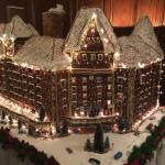 Ginger bread Fairmont Macdonald