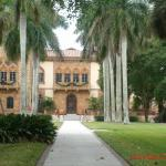 John and Mabel Ringling's home in Sarasota, Florida