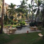 Hotel Pool and Courtyard
