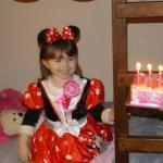 Our daughter's 4th birthday ��