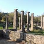 Ruins of Ancient Olympia