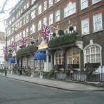 The Goring Main Entrance
