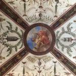 Magnificent, incredibly detailed frescoes