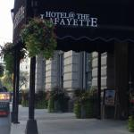 Photo de Hotel @ The Lafayette