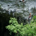 Amazing Cave at Black Hole Drop at Ian Anderson's Caves Branch Belize