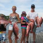 Full Net Fishing Charter