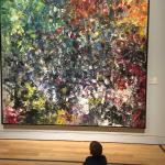 6 year old's favourite art at the AGO.