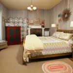 """Room """"The Quilt"""""""