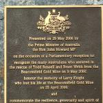 Tribute to the mine rescue and Larry Knight