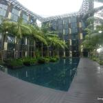 Φωτογραφία: Crowne Plaza Changi Airport Hotel