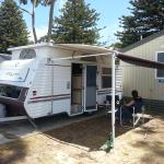 Foto Victor Harbor Beachfront Holiday Park