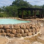 Kiddies pool Pretoriuskop Kruger National Park