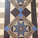 Beautiful mosaic floors