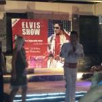 Elvis lives every Wednesday night at the Thara