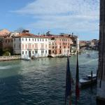Proximity to the Ponte dell'Accademia