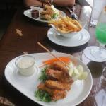 wings at Iries