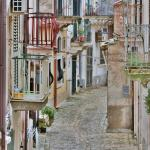 The charming alleyways of Scicli
