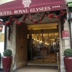 Foto de Hotel Royal Elysees