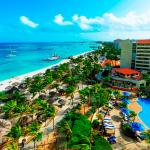 Occidental Grand Aruba Resort & Casino - Beach Property View