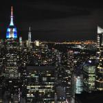 Empire State Building and Skyline