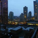 Riviera on Robson Suites Hotel Downtown Vancouver Foto
