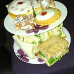 disappointing afternoon tea