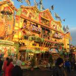 Winter Wonderland @ Hyde Park December 2014