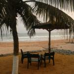 Photo de Busua Beach Resort