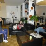 Five Elements Hostel Frankfurt resmi