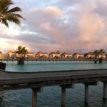 The water villas