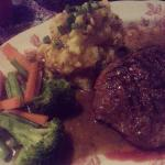 Steak from Don't Tell Mama is a must try. Highy recommended!