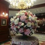 lovely flowers to have at the lobby