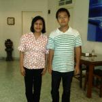 Long stay guest from Japan