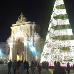 Advent in Lisboa (400m bis zum Hotel)