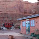 Photo of Goulding's Trading Post Museum.