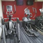 New Gym Equipment
