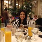 Café do the plaza hotel