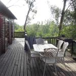 Photo de Avoca River Cabins
