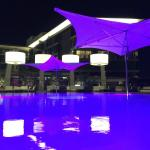 WET - The pool area