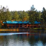 Photo de Lakedale Resort at Three Lakes