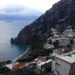 New part of Positano