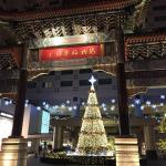 The Peninsula Beijing during Christmas