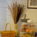 Complimentary Continental Breakfast Daily